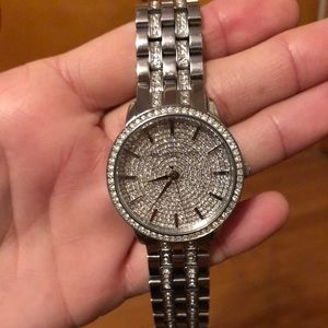 Authentic Michael Kors Crystal Watch